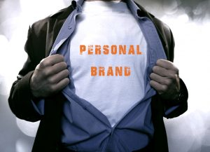 Image portraying your personal brand