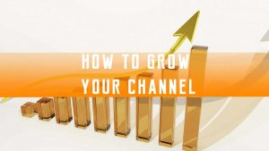 Feature image on how to grow your twitch channel