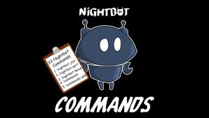 nightbot default commands